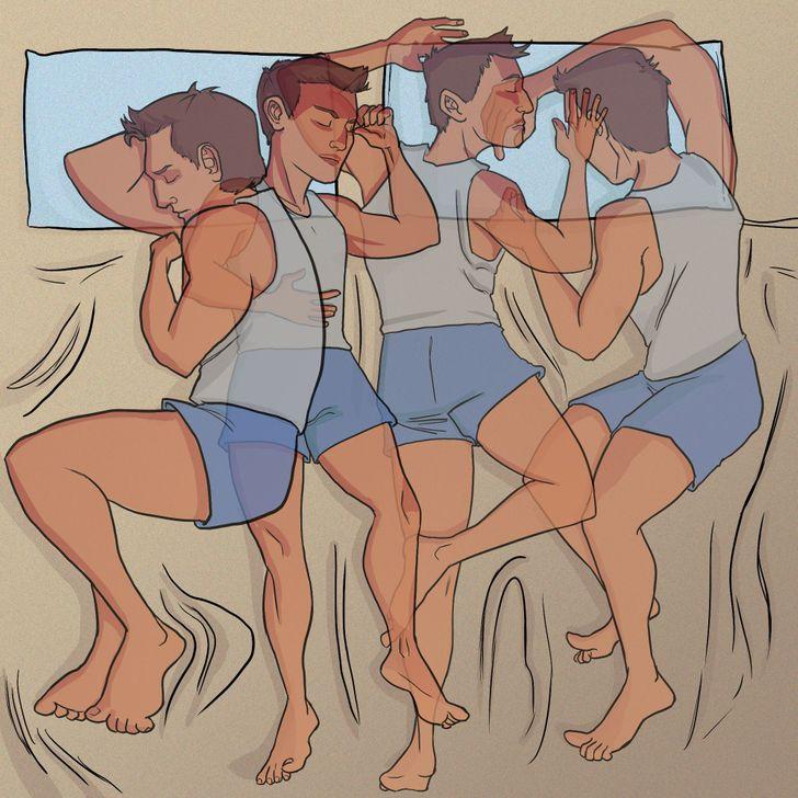 Why We Feel Like We're Falling When We Sleep