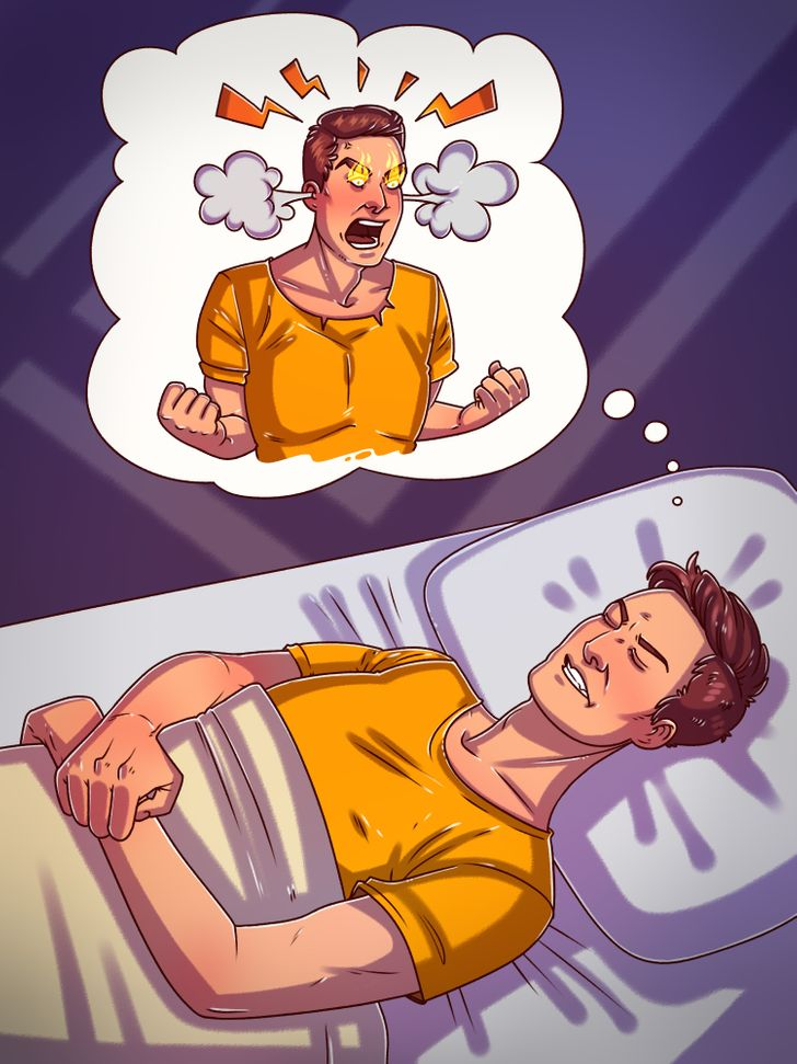 5 Things That Can Happen If You Go to Sleep Angry