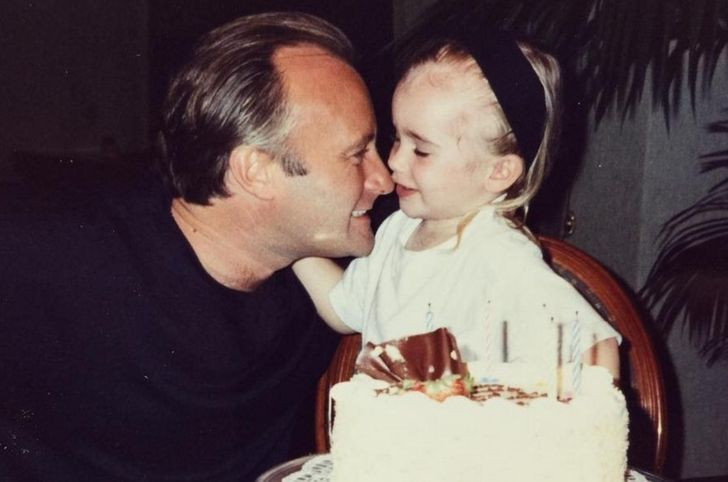 According to a Study Fathers Who Have Daughters Tend to Live Longer