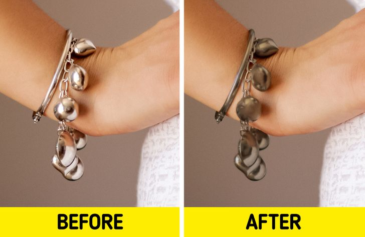 Why You Should Always Take Your Jewelry Off Before Going to Bed