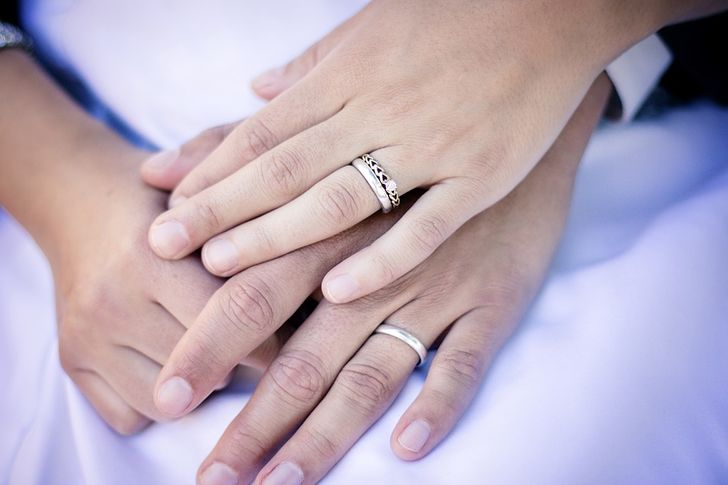 Why Is the Wedding Ring Worn on the Left Hand in Some Countries and in Others — on the Right?