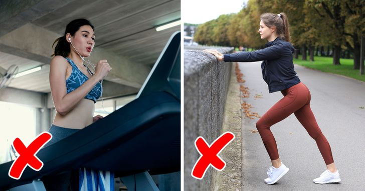 6 Things We Should Stop Doing Before a Workout