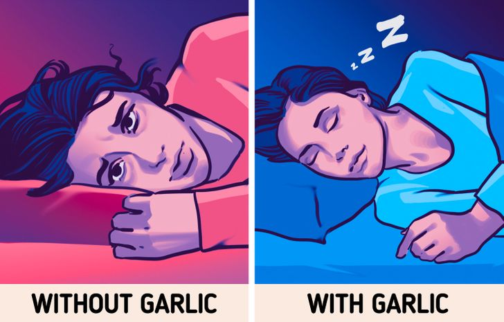 Why We May Want to Start Putting Garlic Under Our Pillows Every Night