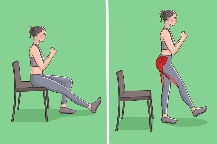 5 Exercises You Can Do to Sculpt Super-Toned Glutes at Home