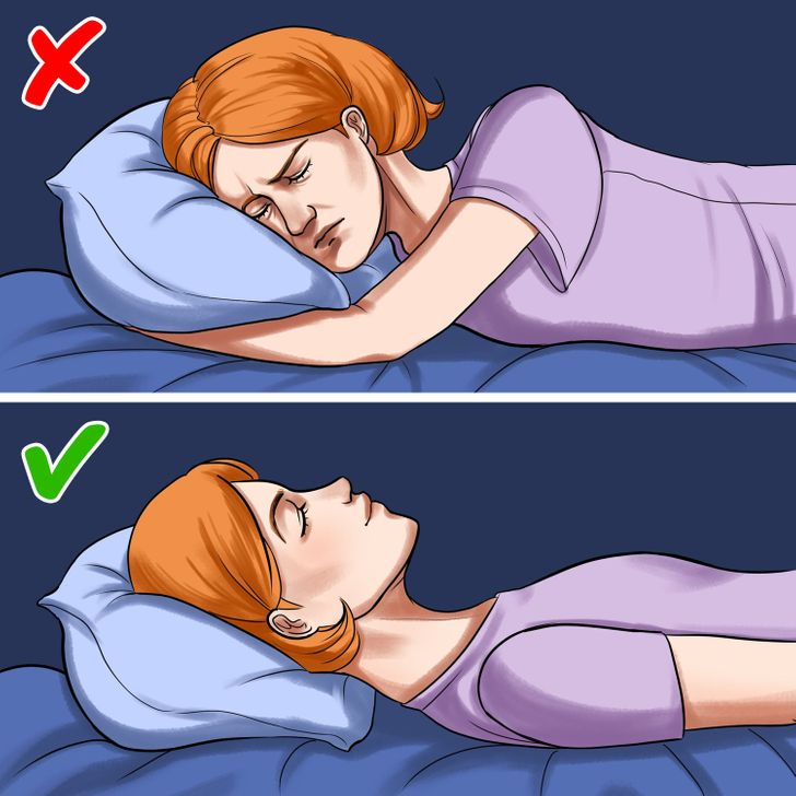 6 Helpful Sleeping Poses Many People Are Not Aware Of