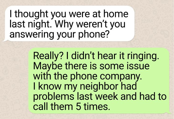 6 Signs That Show Somebody Is Lying to You in a Text