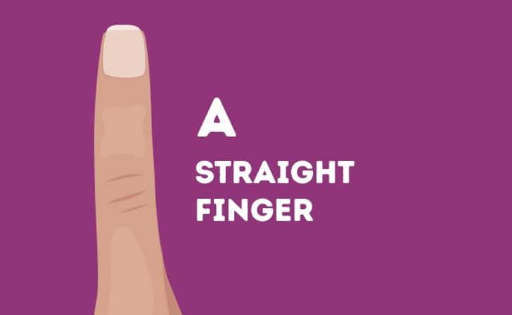 Here's What Your Finger Shape Says About Your Personality