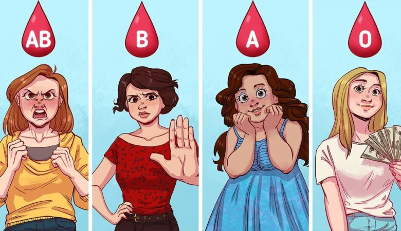 Japanese Scientists Reveal What Your Blood Type Says About Your Personality