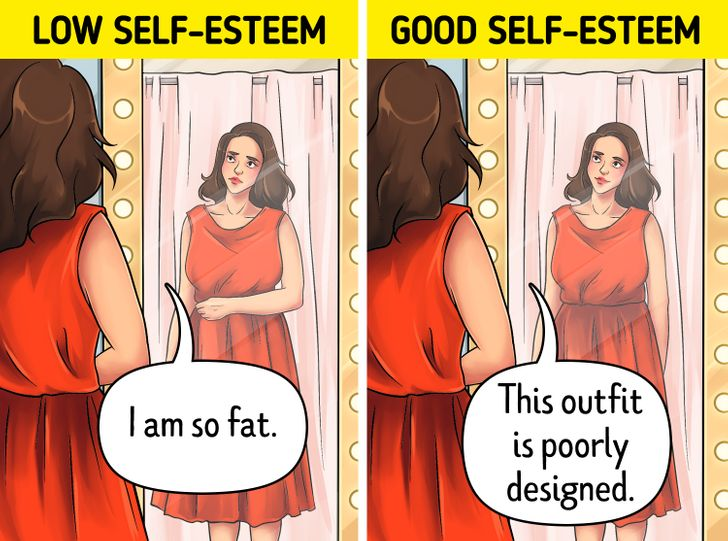 10 Red Flags That Scream a Person Has Low Self-Esteem