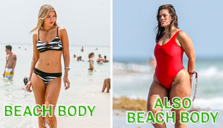 Why You Should Ditch the Summer Body Mentality