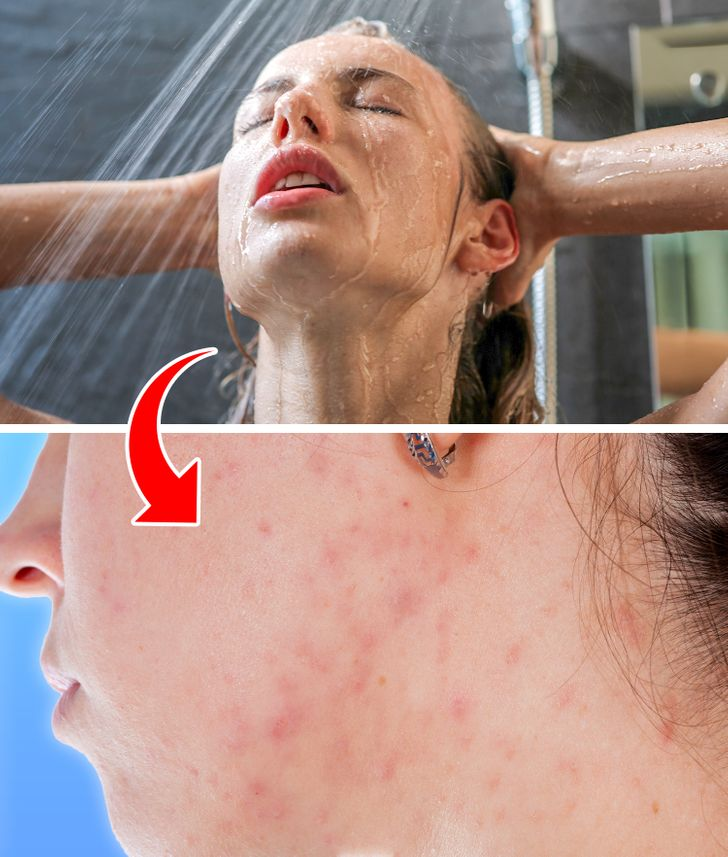 Why You Shouldn't Wash Your Face in the Shower