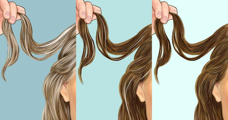 Going Gray Can Be Reversible, and Here's What You Can Do to Return Color to Your Hair