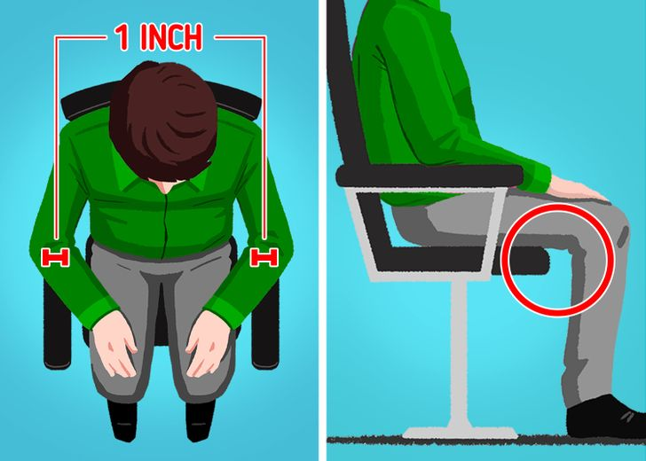 6 Ways to Maintain Good Posture When You Sit for a Long Time