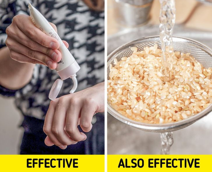How Using Rice Water Helps Japanese Women Look So Young