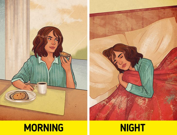 6 Surprising Habits That Keep You From Getting a Good Night's Sleep